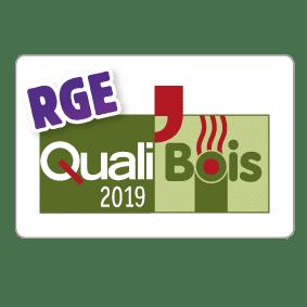 Label RGE 2019 - QUALIBOIS