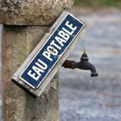 Eau potable - Ruisseau Chauffage